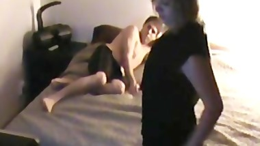 Awesome Homemade MilF with Younger guy