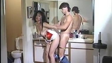 Whore mature gets fucked by friend