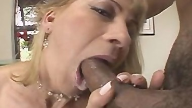 Milf Slut Cheating on Couch