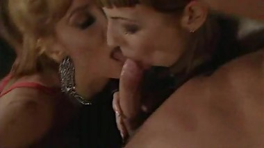 2 MILF 1 GUY, HOT SEX THREESOME with MILLY and MARIA BELLUCCI, POV, ANAL