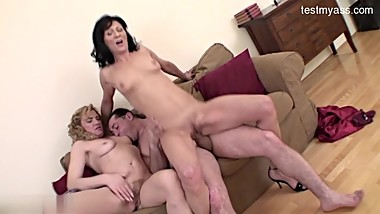 Fit Granny's want to fuck too