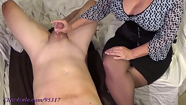 Morning Milking 2 Cum Again 4 Mommy