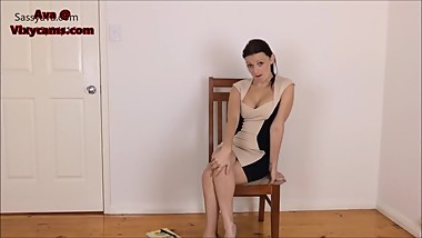 Office Assistant Blackmail JOI Game