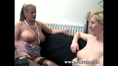 Mature Robyn in Pimp From Hell (pt.1)