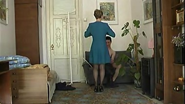 Russian mother 1-3 part