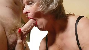 MILF TAKING A BRUTAL GAGGING FROM BIG COCK